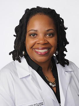 Tamika Alexander, Obstetricia y ginecología, Mile Square