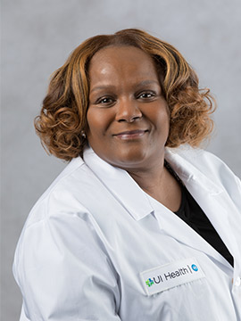 Yvette Kimble, Nurse Practitioner, Family Medicine