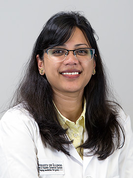 Zohra Shad, Pediatric Geneticist, Pediatric Genetics