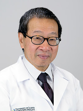 Dominic Ho, oncologist, Hematology & Oncology