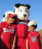 Chicago Fire Soccer Stroke Night